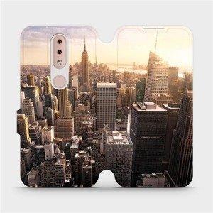 Flipové pouzdro Mobiwear na mobil Nokia 4.2 - M138P New York