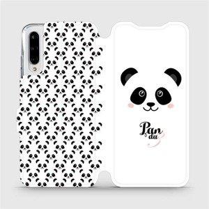 Flipové pouzdro Mobiwear na mobil Xiaomi Mi A3 - M030P Panda Amálka