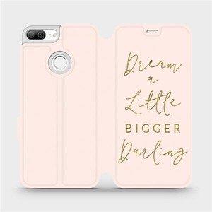 Flipové pouzdro Mobiwear na mobil Honor 9 Lite - M014S Dream a little