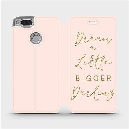 Flipové pouzdro Mobiwear na mobil Xiaomi Mi A1 - M014S Dream a little