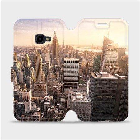 Flipové pouzdro Mobiwear na mobil Samsung Xcover 4 - M138P New York
