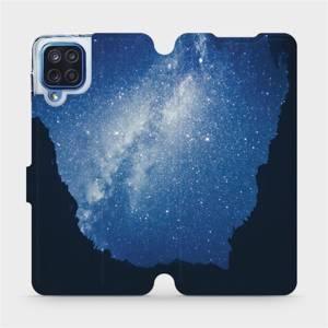 Flipové pouzdro Mobiwear na mobil Samsung Galaxy M12 - M146P Galaxie
