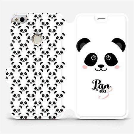 Flipové pouzdro Mobiwear na mobil Huawei P9 Lite 2017 - M030P Panda Amálka