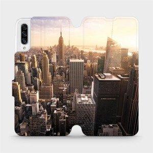 Flipové pouzdro Mobiwear na mobil Samsung Galaxy A30s - M138P New York