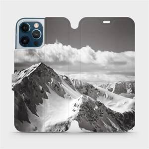 Flipové pouzdro Mobiwear na mobil Apple iPhone 12 Pro Max - M152P Velehory