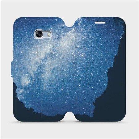 Flipové pouzdro Mobiwear na mobil Samsung Galaxy A3 2017 - M146P Galaxie