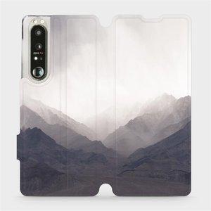 Flip pouzdro Mobiwear na mobil Sony Xperia 1 III - M151P Hory