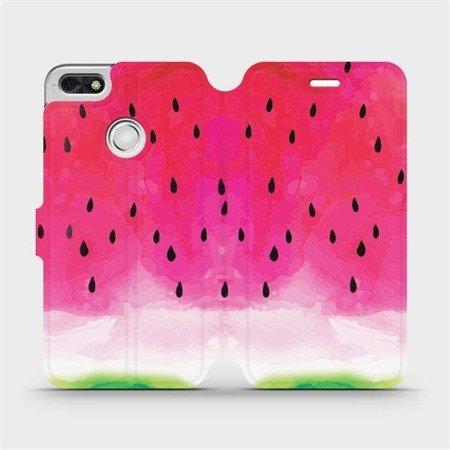 Flipové pouzdro Mobiwear na mobil Huawei P9 Lite mini - V086S Melounek