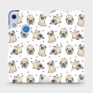 Flipové pouzdro Mobiwear na mobil Huawei Y6S - M097P Mopsíci