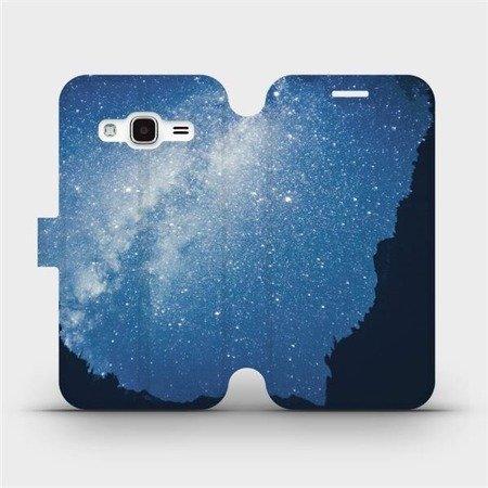Flipové pouzdro Mobiwear na mobil Samsung Galaxy J3 2016 - M146P Galaxie