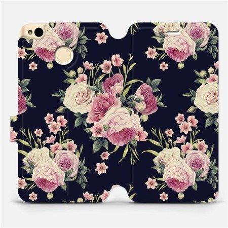 Flipové pouzdro Mobiwear na mobil Xiaomi Redmi 4X - V068P Růžičky