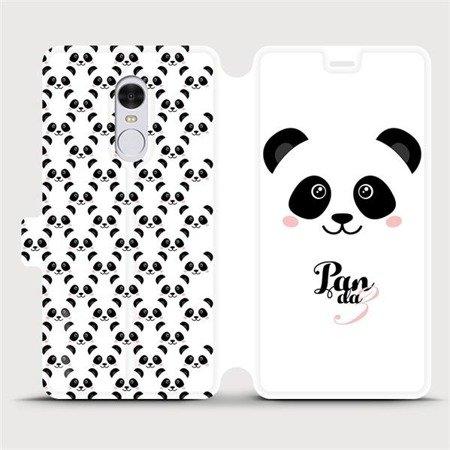 Flipové pouzdro Mobiwear na mobil Xiaomi Redmi Note 4 Global - M030P Panda Amálka