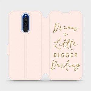 Flipové pouzdro Mobiwear na mobil Xiaomi Redmi 8 - M014S Dream a little