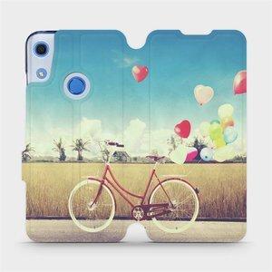 Flipové pouzdro Mobiwear na mobil Huawei Y6S - M133P Kolo a balónky