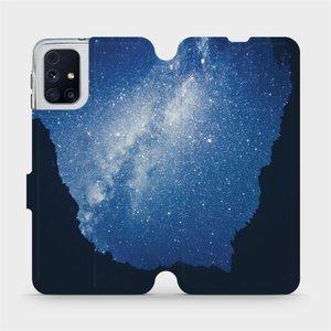 Flipové pouzdro Mobiwear na mobil Samsung Galaxy M31s - M146P Galaxie