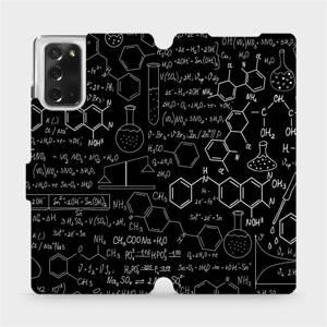 Flipové pouzdro Mobiwear na mobil Samsung Galaxy Note 20 - V060P Vzorečky
