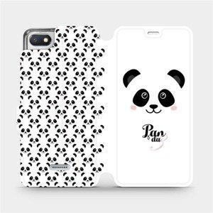 Flipové pouzdro Mobiwear na mobil Xiaomi Redmi 6A - M030P Panda Amálka