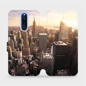 Flipové pouzdro Mobiwear na mobil Xiaomi Redmi 8 - M138P New York