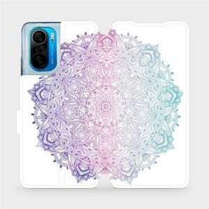 Flipové pouzdro Mobiwear na mobil Xiaomi Mi 11i / Xiaomi Poco F3 - M008S Mandala