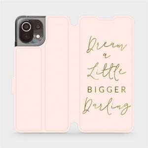 Flip pouzdro Mobiwear na mobil Xiaomi 11 Lite 5G NE - M014S Dream a little