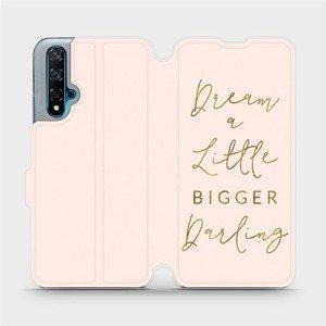 Flipové pouzdro Mobiwear na mobil Huawei Nova 5T - M014S Dream a little