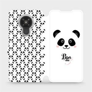 Flipové pouzdro Mobiwear na mobil Nokia 5.3 - M030P Panda Amálka