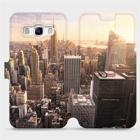 Flipové pouzdro Mobiwear na mobil Samsung Galaxy J5 2016 - M138P New York