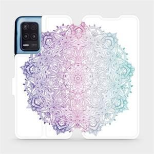 Flip pouzdro Mobiwear na mobil Realme 8 5G - M008S Mandala