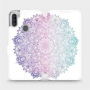 Flipové pouzdro Mobiwear na mobil Samsung Galaxy M11 - M008S Mandala