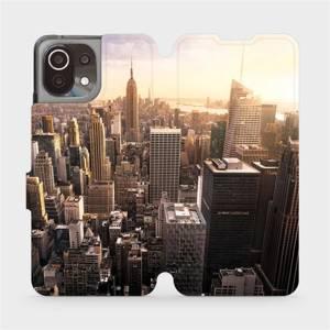 Flip pouzdro Mobiwear na mobil Xiaomi 11 Lite 5G NE - M138P New York
