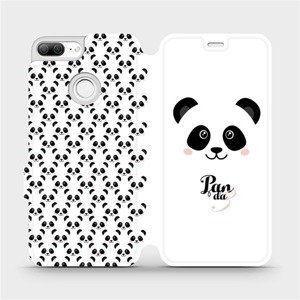 Flipové pouzdro Mobiwear na mobil Honor 9 Lite - M030P Panda Amálka