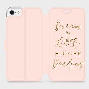 Flipové pouzdro Mobiwear na mobil Apple iPhone SE 2020 - M014S Dream a little