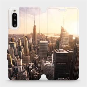Flipové pouzdro Mobiwear na mobil Sony Xperia 10 II - M138P New York