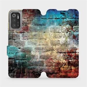 Flip pouzdro Mobiwear na mobil Xiaomi Poco M3 Pro 5G - V061P Zeď