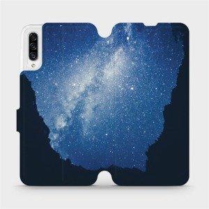 Flipové pouzdro Mobiwear na mobil Samsung Galaxy A30s - M146P Galaxie