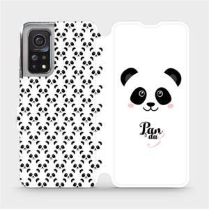 Flipové pouzdro Mobiwear na mobil Xiaomi MI 10T Pro - M030P Panda Amálka