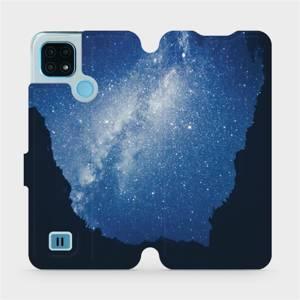 Flip pouzdro Mobiwear na mobil Realme C21 - M146P Galaxie
