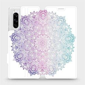 Flipové pouzdro Mobiwear na mobil Sony Xperia 5 - M008S Mandala