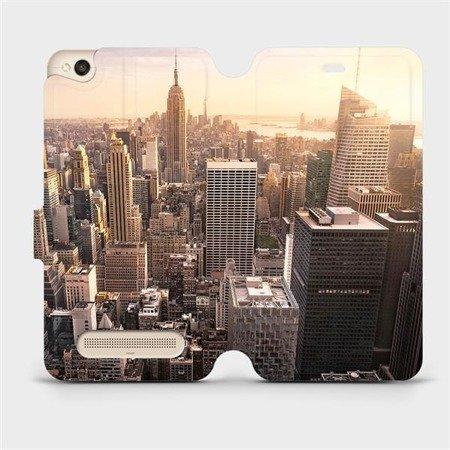 Flipové pouzdro Mobiwear na mobil Xiaomi Redmi 4A - M138P New York