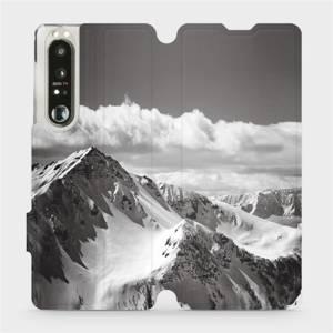 Flip pouzdro Mobiwear na mobil Sony Xperia 1 III - M152P Velehory