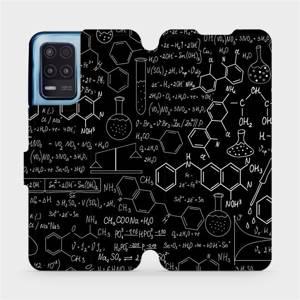 Flip pouzdro Mobiwear na mobil Realme 8 5G - V060P Vzorečky
