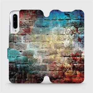 Flipové pouzdro Mobiwear na mobil Xiaomi Mi A3 - V061P Zeď