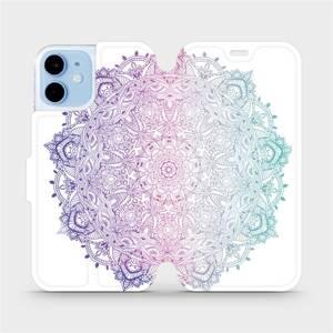 Flipové pouzdro Mobiwear na mobil Apple iPhone 12 mini - M008S Mandala