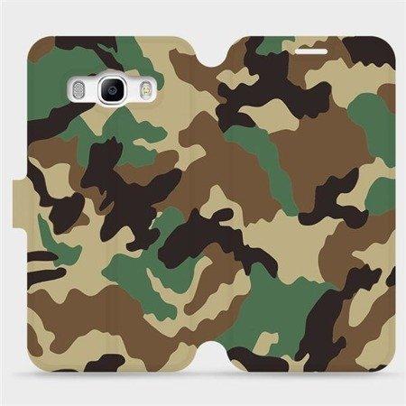 Flipové pouzdro Mobiwear na mobil Samsung Galaxy J5 2016 - V111P Maskáče