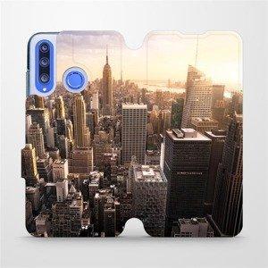 Flipové pouzdro Mobiwear na mobil Honor 20 Lite - M138P New York