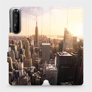 Flipové pouzdro Mobiwear na mobil Sony Xperia 1 II - M138P New York