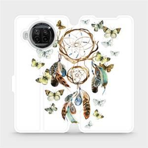 Flipové pouzdro Mobiwear na mobil Xiaomi MI 10T Lite - M001P Lapač a motýlci