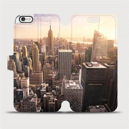 Flipové pouzdro Mobiwear na mobil Apple iPhone 6 / iPhone 6s - M138P New York