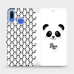 Flipové pouzdro Mobiwear na mobil Huawei Nova 3 - M030P Panda Amálka