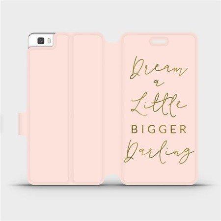 Flipové pouzdro Mobiwear na mobil Huawei P8 Lite - M014S Dream a little
